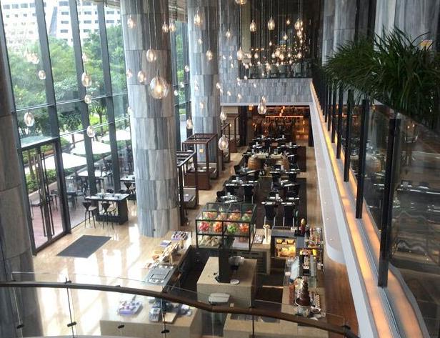 深圳蛇口希尔顿酒店