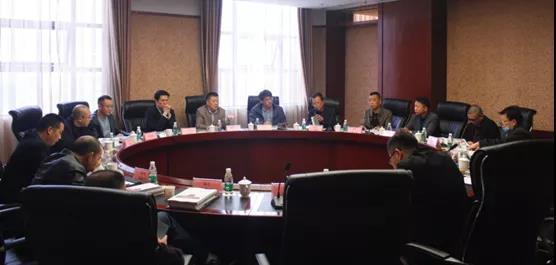 中国建筑卫生陶瓷协会召开泛夹江产区陶瓷瓦企业座谈会