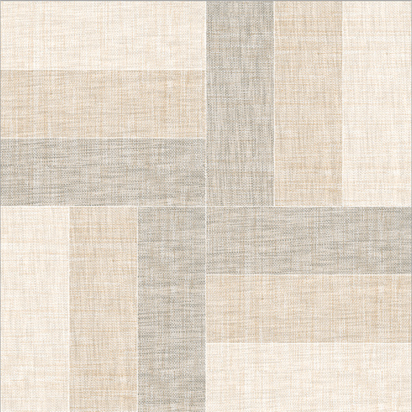 6GXM3511 黄灰拼接地毯