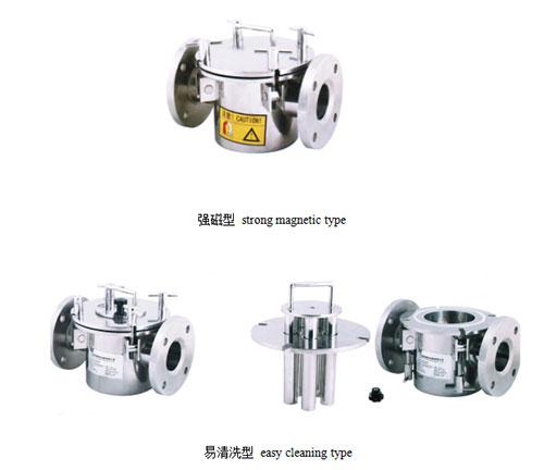 ZR0603-G型流体管道除铁器