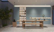 有境空间 雅致生活——欧神诺瓷砖汝色蕴系列,源自汝窑名瓷的优雅审美